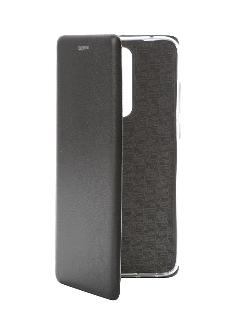 Чехол Neypo для Xiaomi Redmi Note 8 Pro Premium Black NSB15364 цена и фото