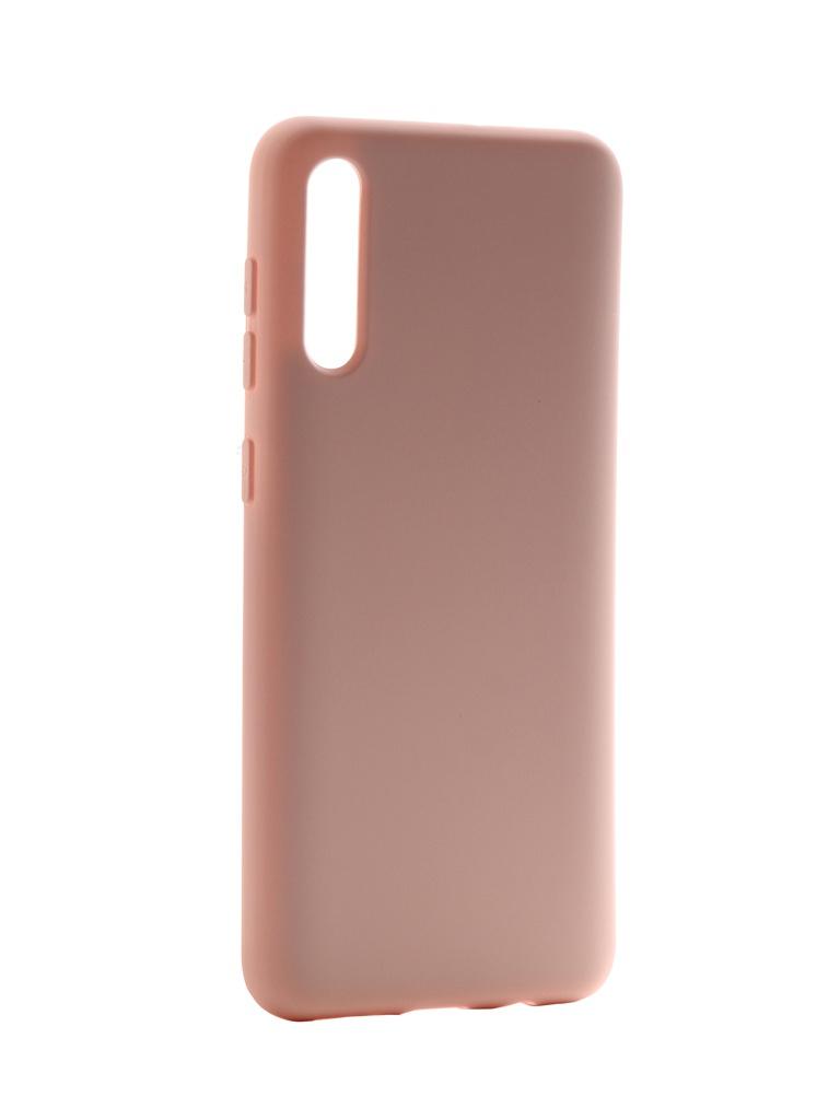 Чехол Neypo для Samsung Galaxy A50 2019 Silicone Case Rose Quartz NSC15507