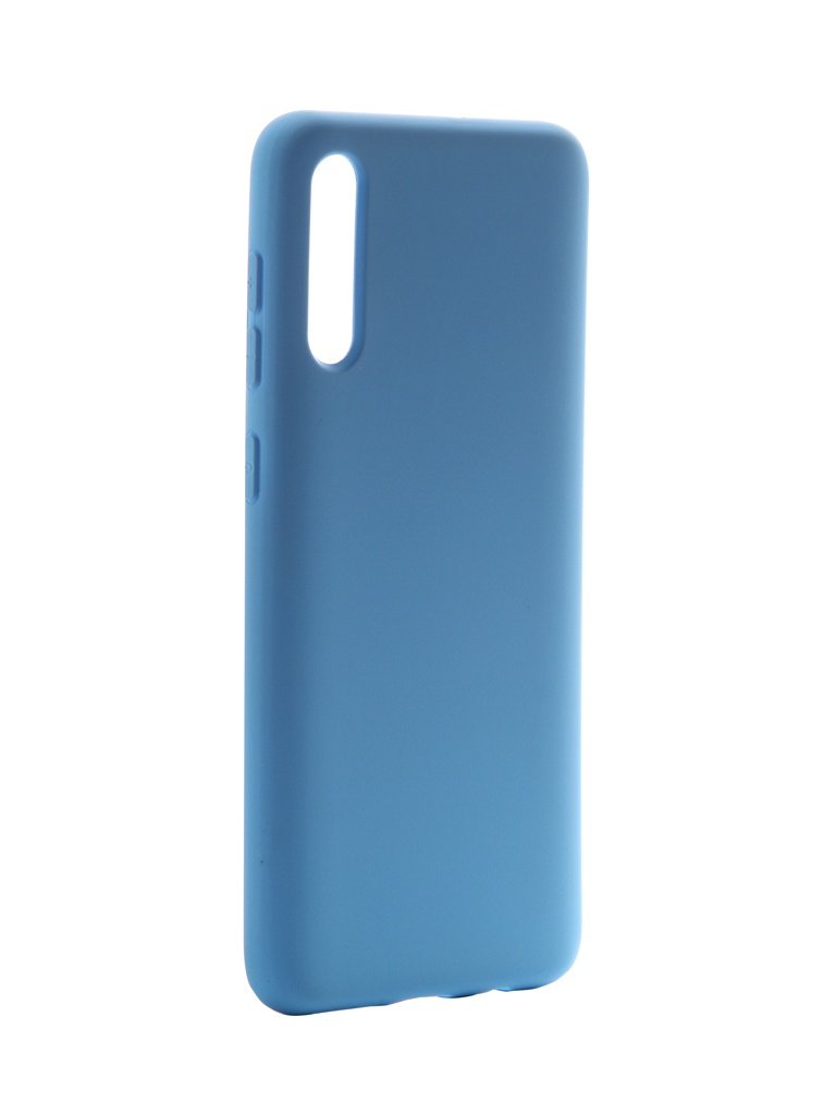 Фото - Чехол Neypo для Samsung Galaxy A30s 2019 Silicone Case Light Blue NSC15499 protective penguin style silicone back case for samsung galaxy s4 i9500 blue white