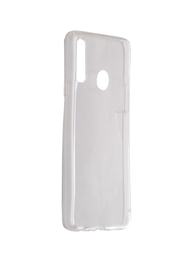 Аксессуар Чехол Neypo для Samsung Galaxy A20s 2019 Transparent NST15444