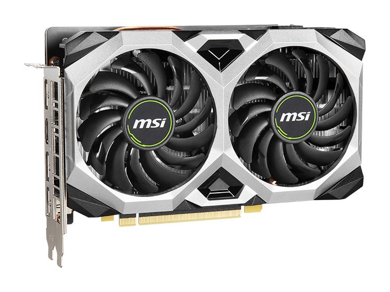 Видеокарта MSI GeForce GTX 1660 SUPER 1815Mhz PCI-E 3.0 6144Mb 8000Mhz 192 bit 3xDP HDMI HDCP VENTUS XS OC