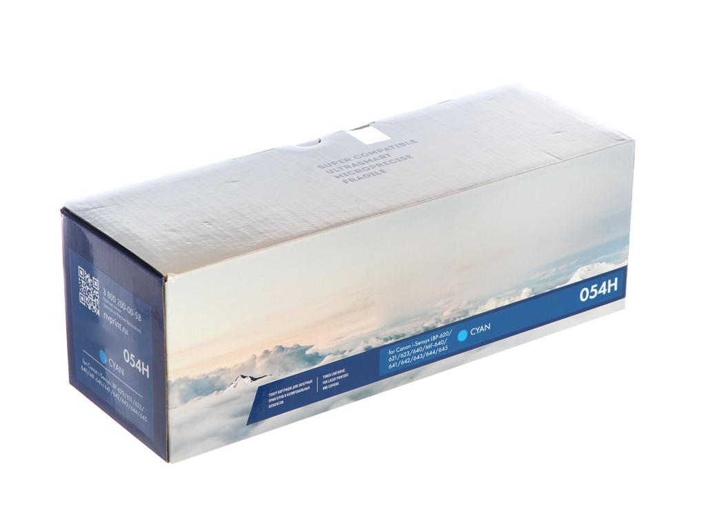 Картридж NV Print NV-054H Cyan для Canon i-Sensys LBP-620/621/623/640/MF-640/641/642/643/644/645