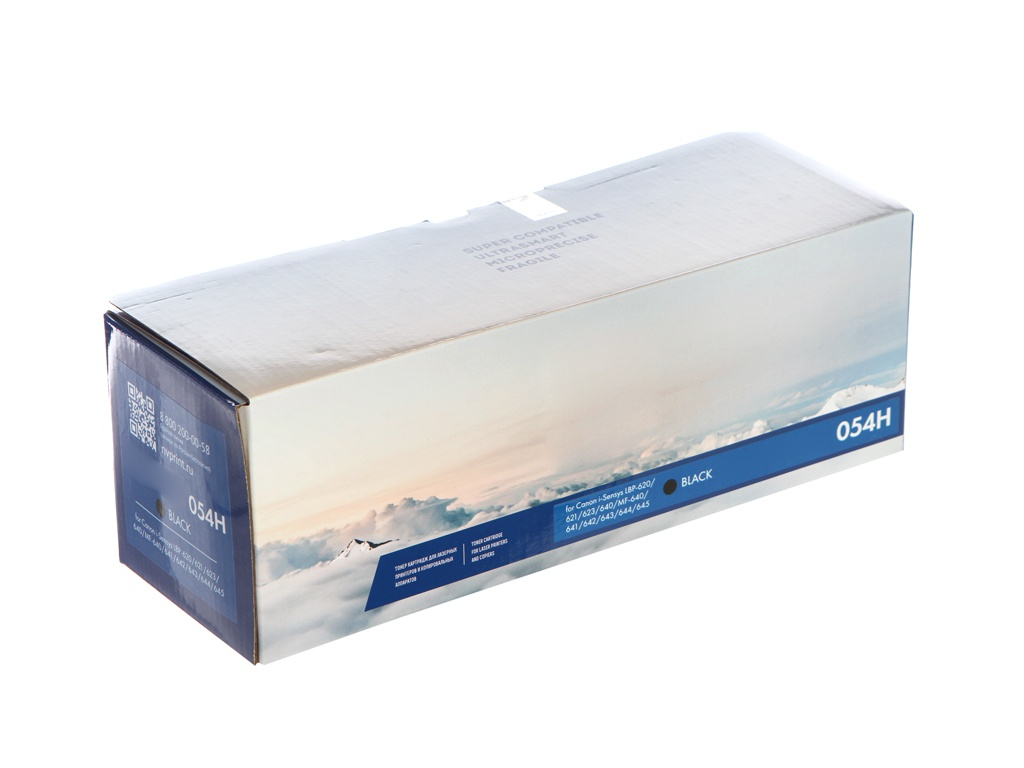 Картридж NV Print NV-054H Black для Canon i-Sensys LBP-620/621/623/640/MF-640/641/642/643/644/645 3100k