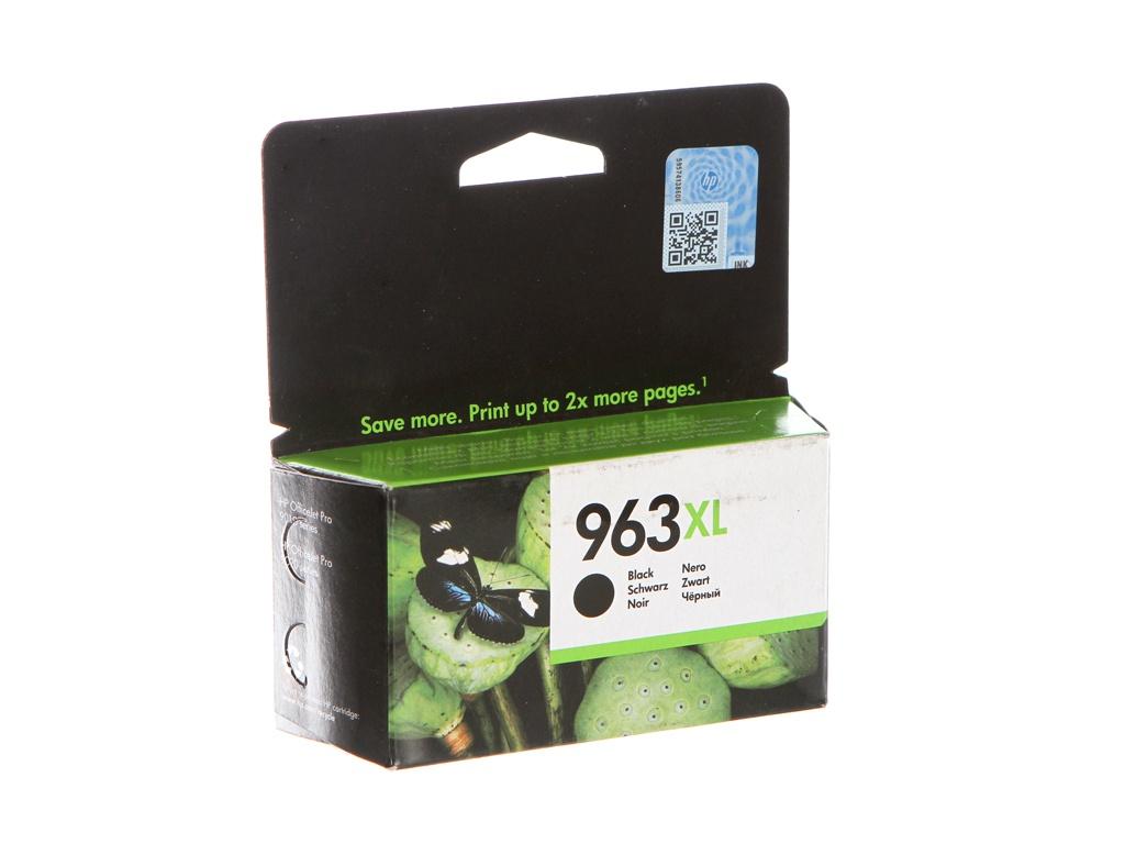Картридж HP 963XL 3JA30AE Black для OfficeJet 9010/9020