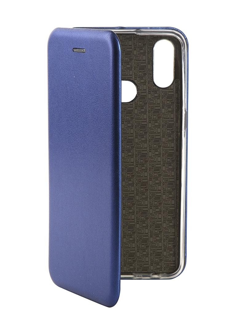Аксессуар Чехол Zibelino для Samsung Galaxy A10s A107 2019 Book Blue ZB-SAM-A107-BLU