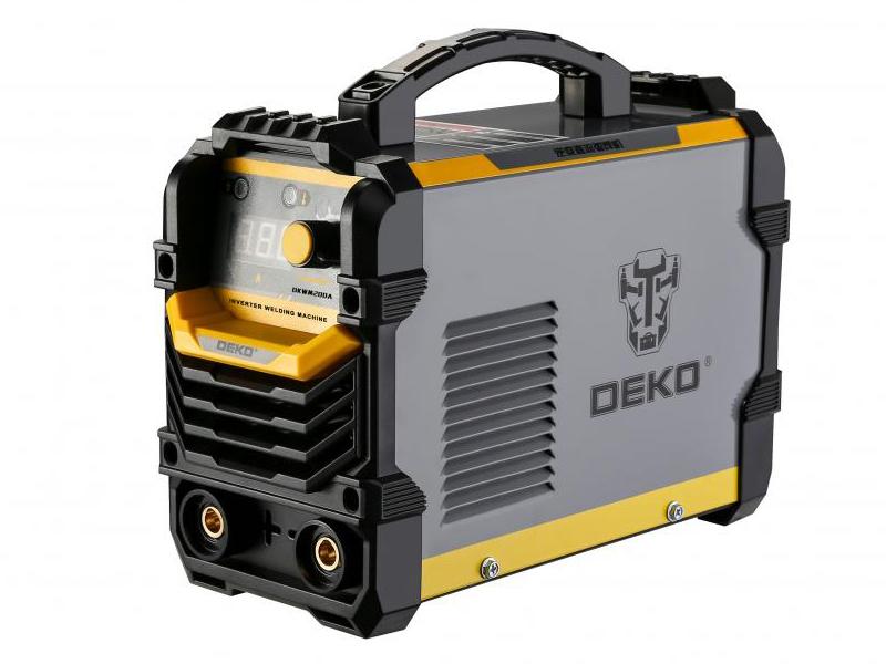 Сварочный аппарат Deko 220А DKWM220A в кейсе 051-4673