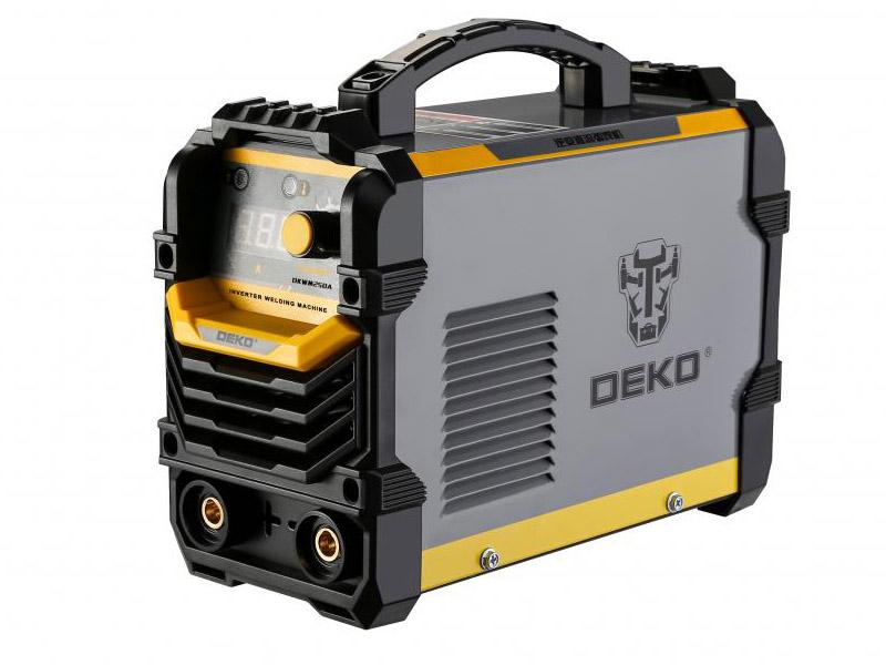 Сварочный аппарат Deko 250А DKWM250A в кейсе 051-4675