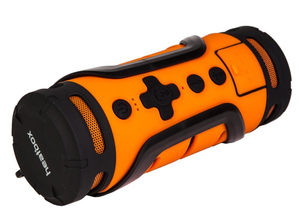 Колонка Heatbox Traveller Orange