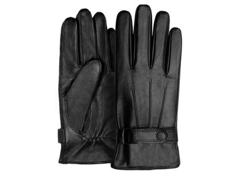 Теплые перчатки для сенсорных дисплеев Xiaomi Qimian Spanish Lambskin Touch Screen Gloves Men размер M