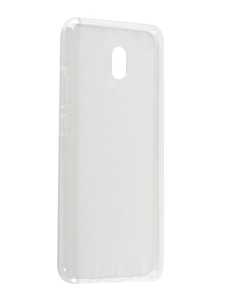 Чехол Zibelino для Xiaomi Redmi 8A 2019 Ultra Thin Case Transparent ZUTC-XMI-RDM-8A-WHT