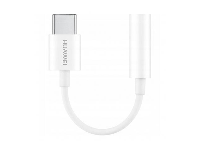 Аксессуар Huawei CM20 USB Type-C - 3.5mm White 55030086