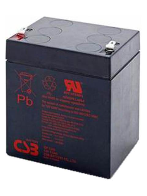 Аккумулятор для ИБП CSB GP-1245 12V 4.5Ah клеммы F1