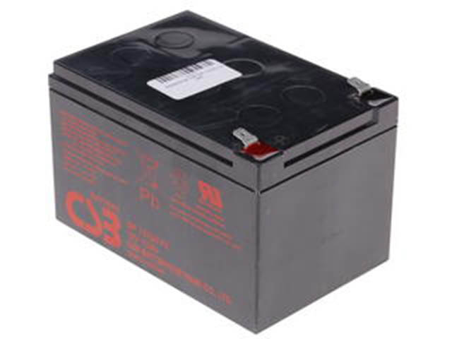 Аккумулятор для ИБП CSB GP-12120 12V 12Ah клеммы F2