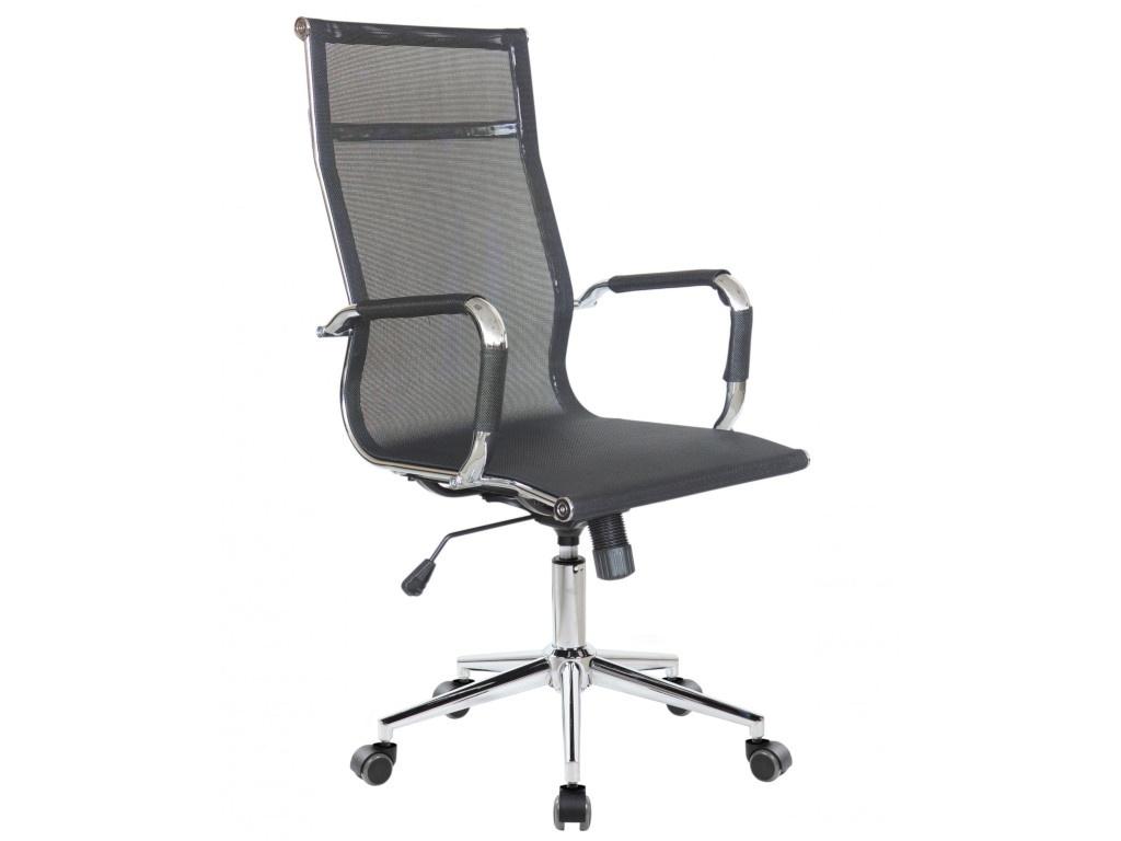 Компьютерное кресло Riva RCH 6001-1 S Black