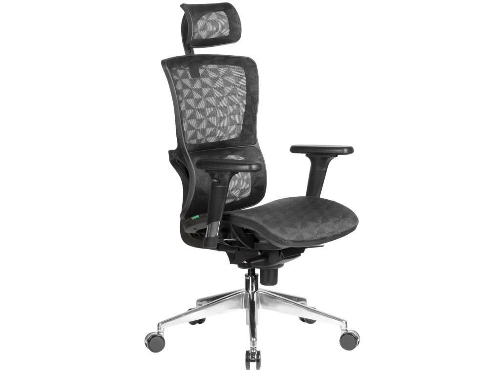 Компьютерное кресло Riva RCH A8 Black-Black