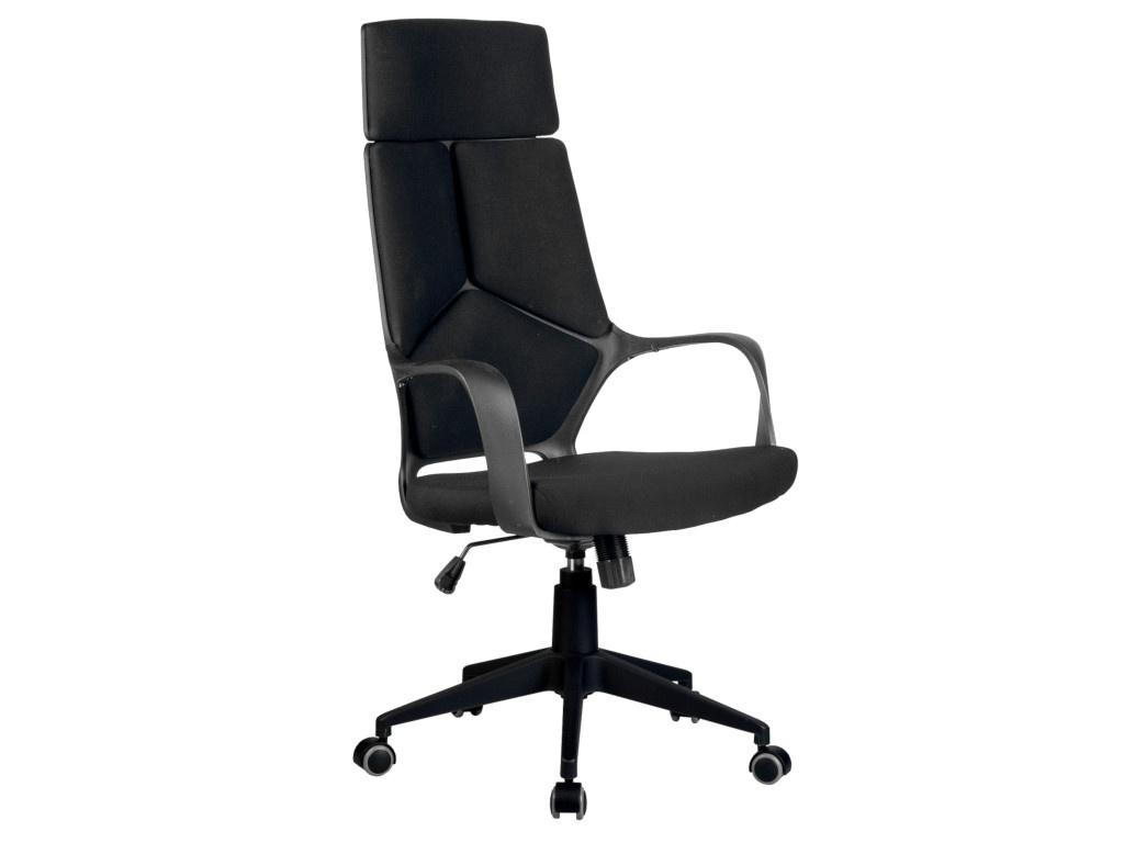 лучшая цена Компьютерное кресло Riva RCH 8989 Black-Black
