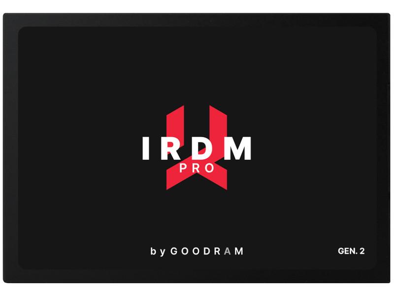 Жесткий диск GoodRAM IRDM Pro Gen. 2 512Gb IRP-SSDPR-S25C-512
