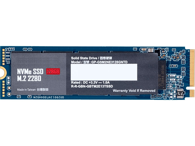 Жесткий диск GigaByte 128Gb GP-GSM2NE3128GNTD