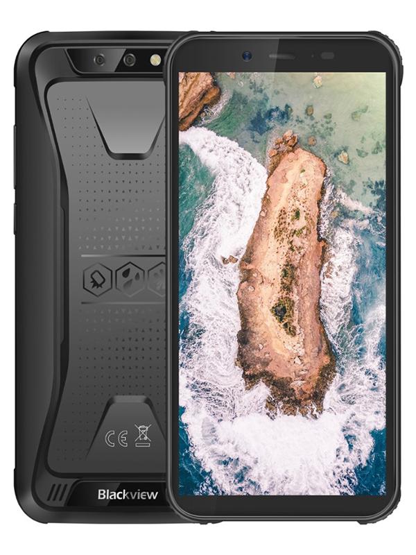 Сотовый телефон Blackview BV5500 Black сотовый телефон zte blade l7 black