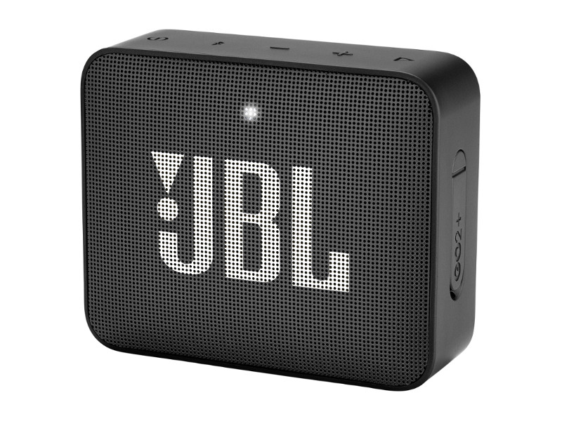 Колонка JBL GO 2 Plus Black