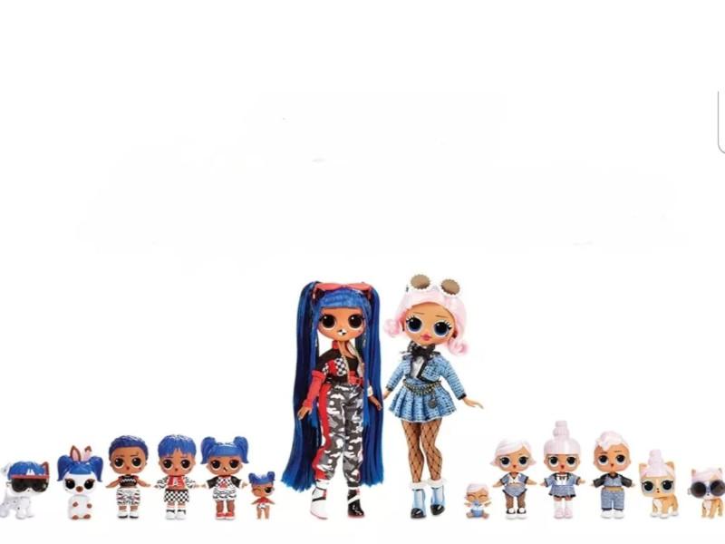 Кукла MGA Entertainment LOL Surprise Amazing Surprise, 559764
