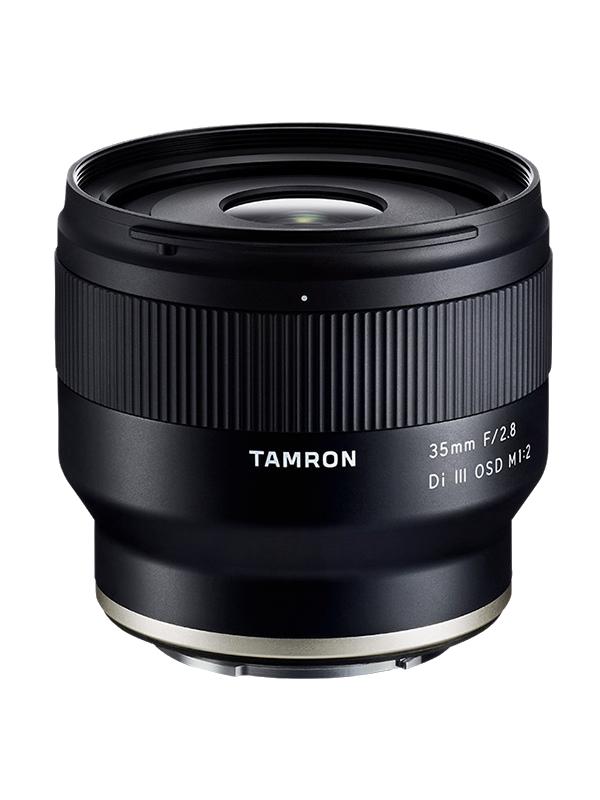 Объектив Tamron Sony FE 35 mm f/2.8 Di III OSD M1:2 F053SF цена в Москве и Питере