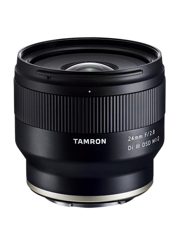 Фото - Объектив Tamron Sony FE 24 mm f/2.8 Di III OSD M1:2 F051SF объектив tamron canon af 70 300 mm f 4 5 6 di ld macro 1 2
