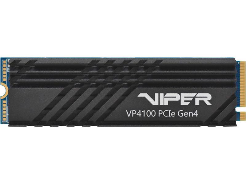 Жесткий диск Patriot Memory Viper VP4100 1Tb VP4100-1TBM28H patriot memory viper v360 black red pp000200