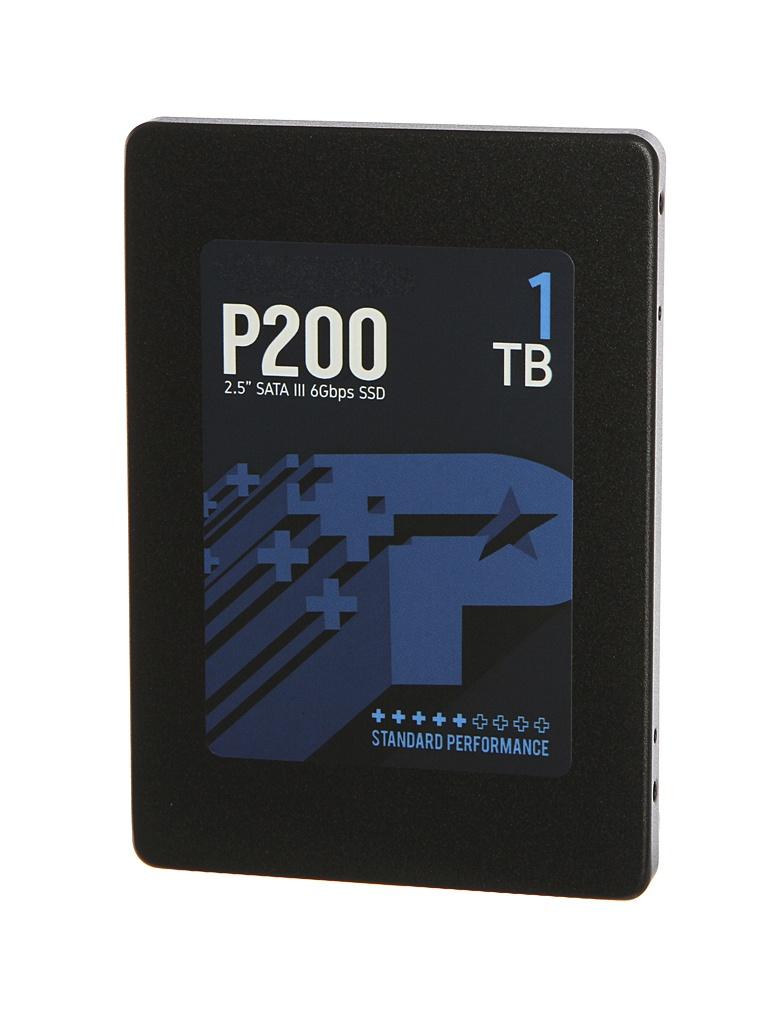 Твердотельный накопитель Patriot Memory P200 1Tb P200S1TB25