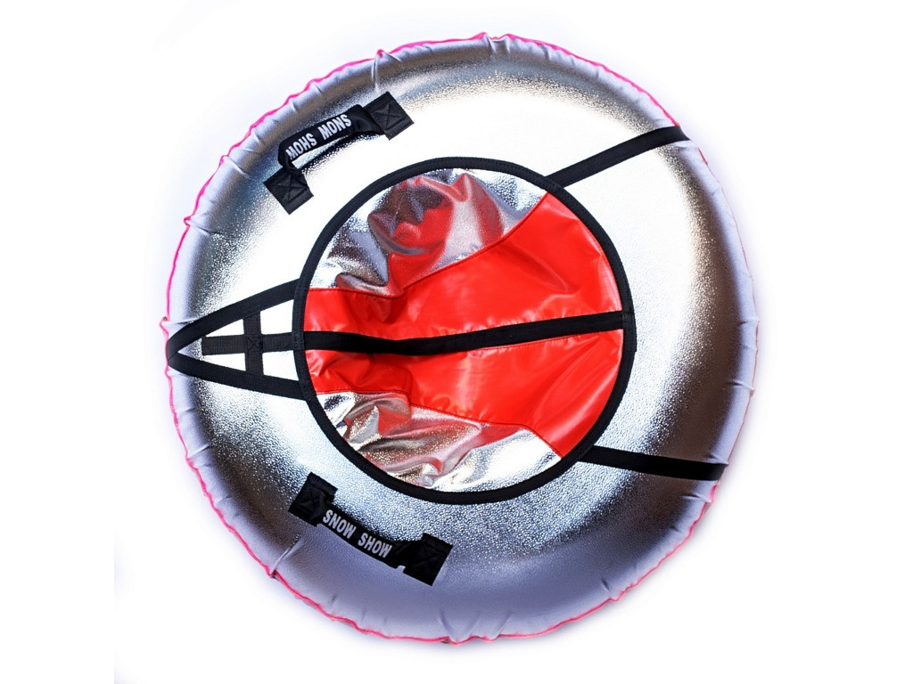 Тюбинг RT Neo со светодиодами 105cm Red + автокамера