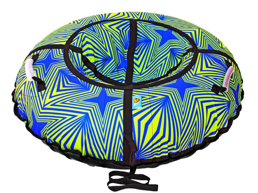 Тюбинг RT Калейдоскоп 110cm + автокамера