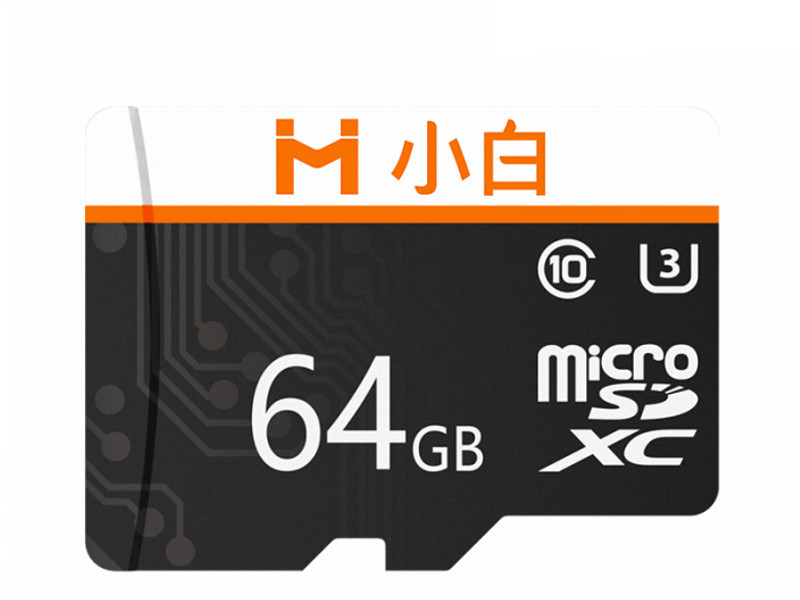 Карта памяти 64Gb - Xiaomi Chuangmi Micro Secure Digital Class 10