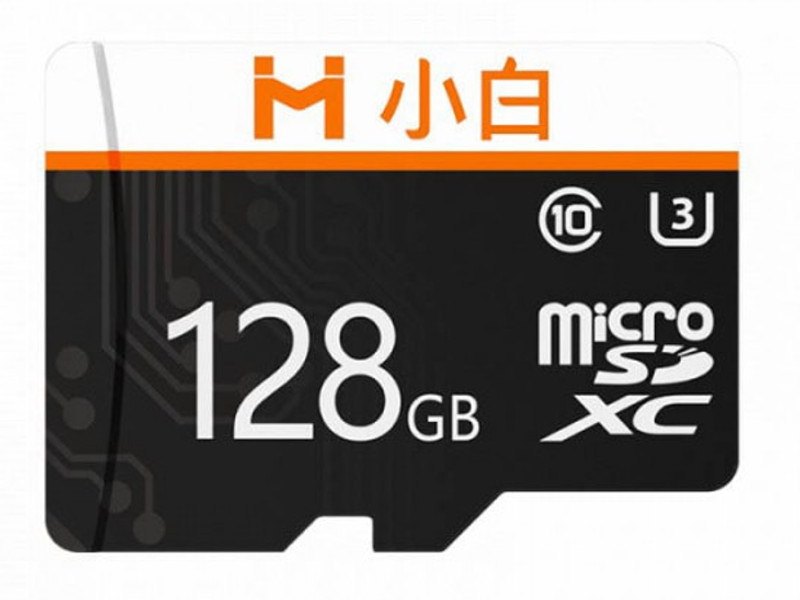 Карта памяти 128Gb - Xiaomi Chuangmi Micro Secure Digital Class 10