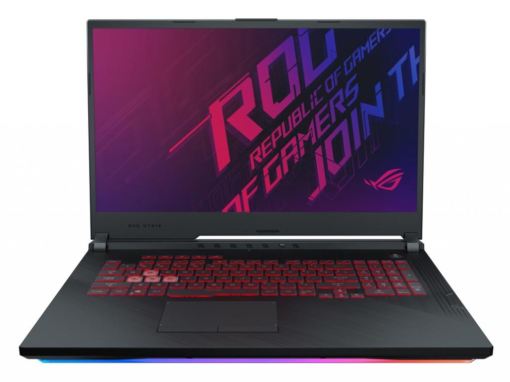 цена на Ноутбук ASUS ROG GL731GT-H7185T Black 90NR0223-M03700 (Intel Core i5-9300H 2.4 GHz/16384Mb/512Gb SSD/nVidia GeForce GTX 1650 4096Mb/Wi-Fi/Bluetooth/Cam/17.3/1920x1080/Windows 10 Home 64-bit)