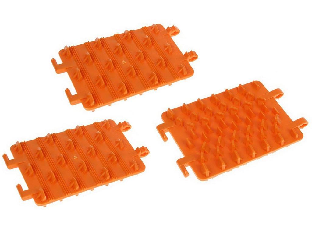 Антипробуксовочные ленты Golden Snail Антибукс 3шт GS 8262