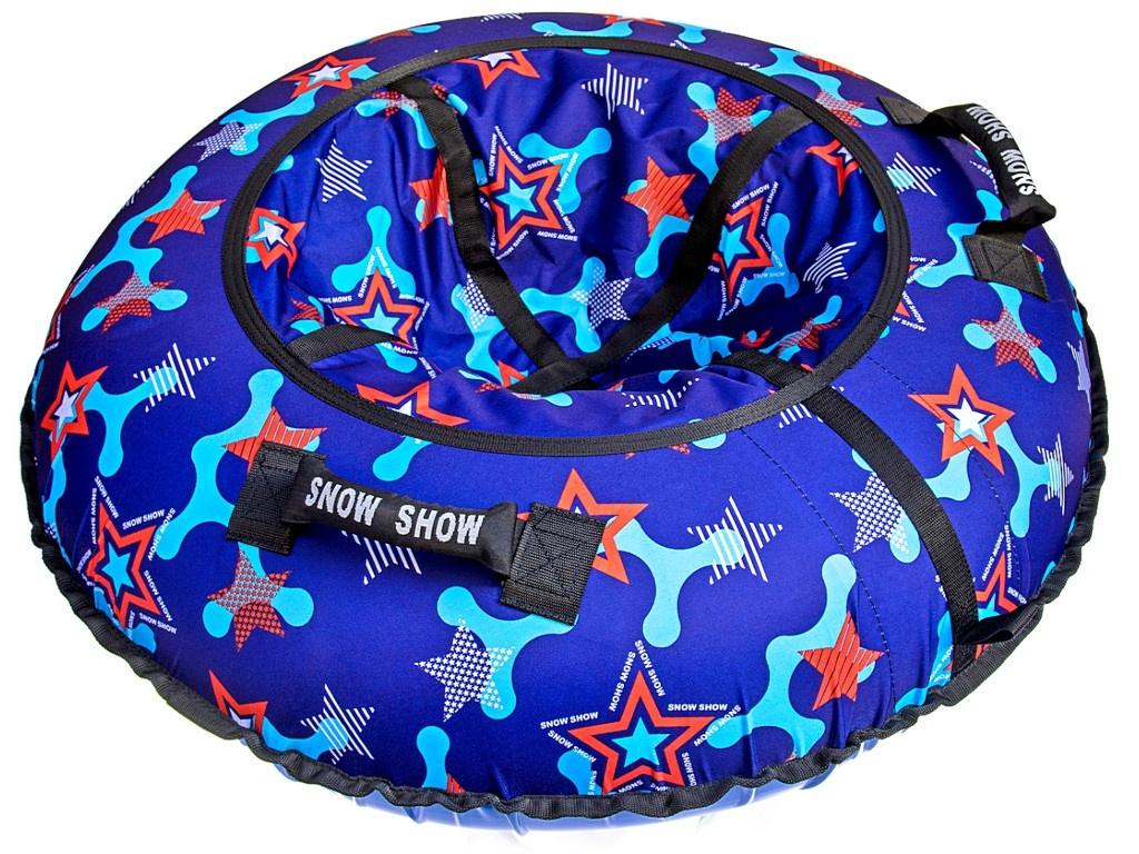 Тюбинг RT Snow Star Blue 105cm + автокамера