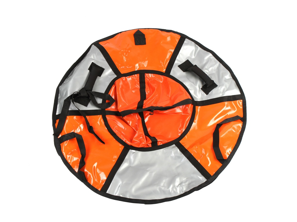 Тюбинг RT Элит 105cm Orange + автокамера