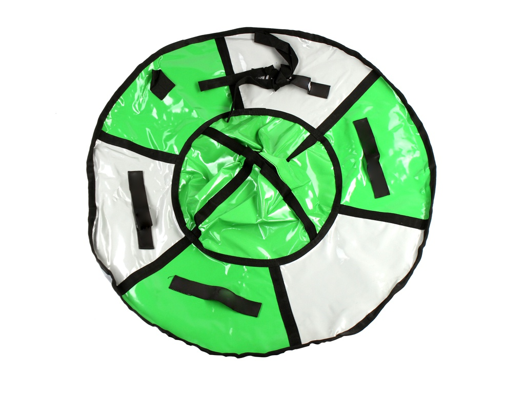 Тюбинг RT Элит 105cm Green + автокамера