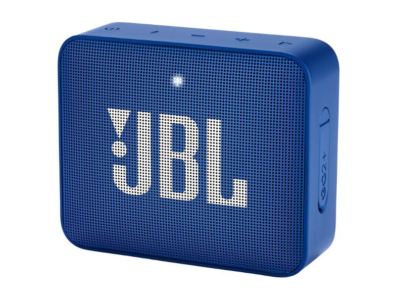 Колонка JBL Go 2 Plus Blue jbl go серый