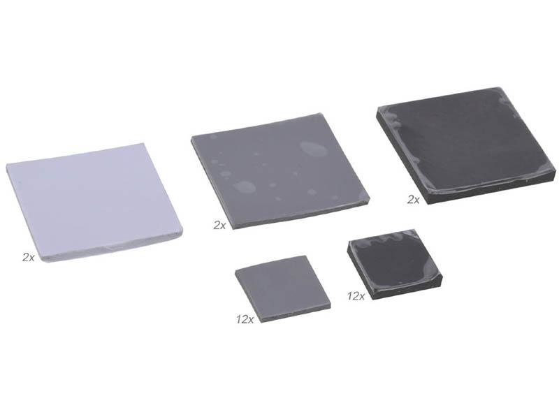 Набор термопрокладок Alphacool для NexXxoS GPX Accessory Kit 12190/1010497
