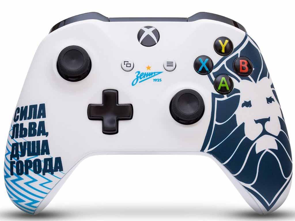 Геймпад Rainbo Microsoft Xbox One Зенит Сила Льва