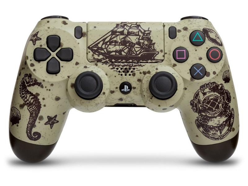 Геймпад Rainbo Sony DualShock 4 Тайны моря