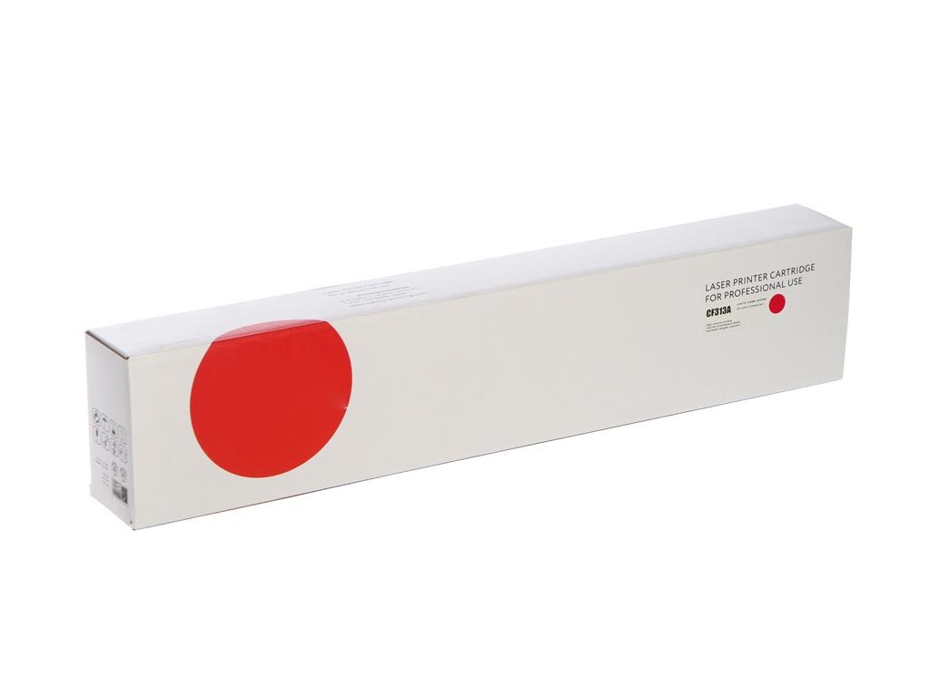 Картридж Sakura SACF313A Magenta для HP LaserJet Enterprise M855dn/M855x/M855xh цена и фото