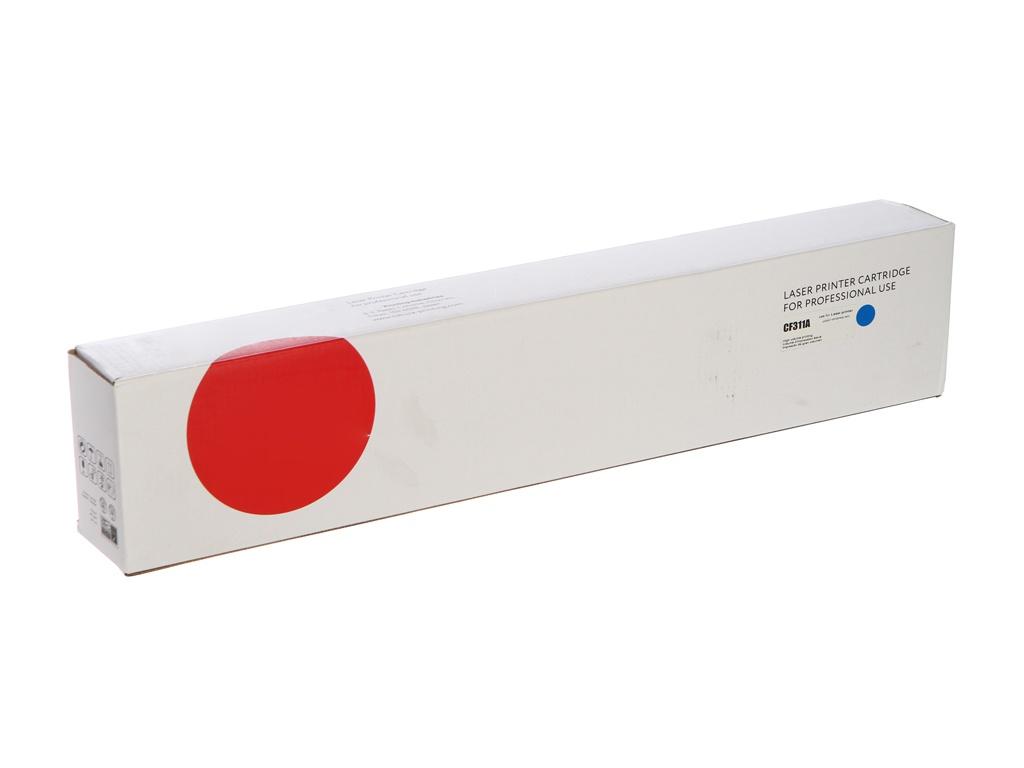 Картридж Sakura SACF311A Cyan для HP LaserJet Enterprise M855dn/M855x/M855xh