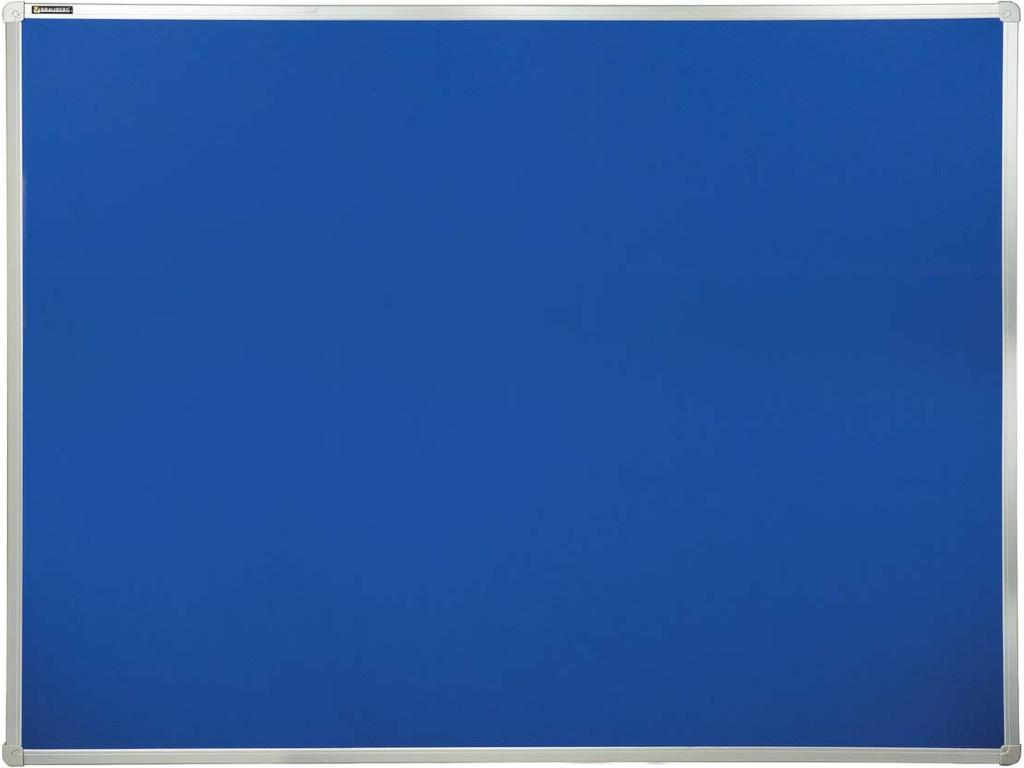 Доска-стенд Brauberg 90x120cm Blue 231701