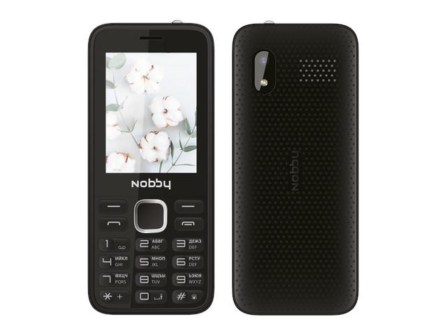 Сотовый телефон Nobby 221 Black