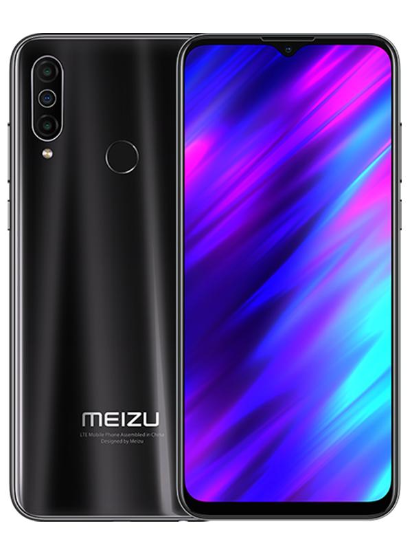 Сотовый телефон Meizu M10 3/32GB Black