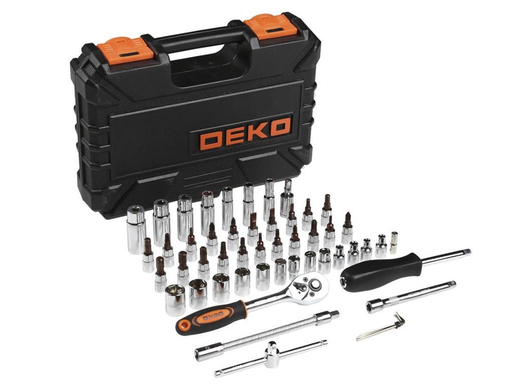 Набор инструмента Deko TZ53 065-0211