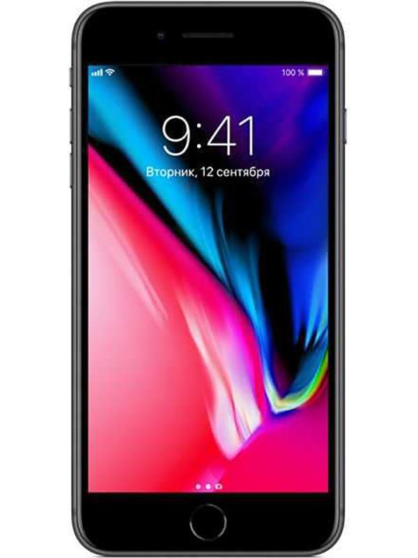 Сотовый телефон APPLE iPhone 8 Plus - 128Gb Space Grey MX242RU/A Выгодный набор + серт. 200Р!!! цена 2017