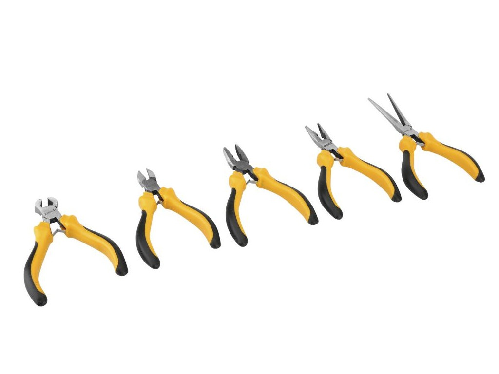 Губцевый инструмент Deko 5шт 065-0228